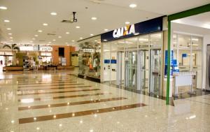 Entrada Principal Paulínia Shopping